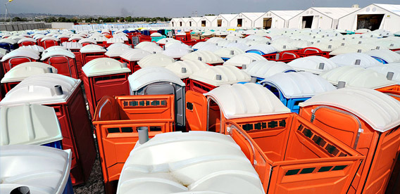 Champion Portable Toilets in Odessa, TX